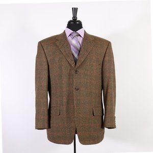 Samuelsohn 43S Brown Sport Coat G786